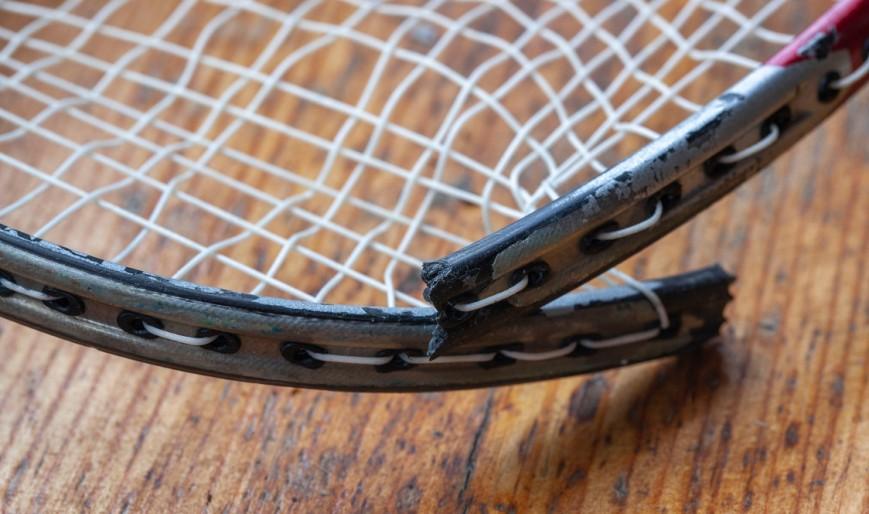 Why Do Badminton Racquets Break?